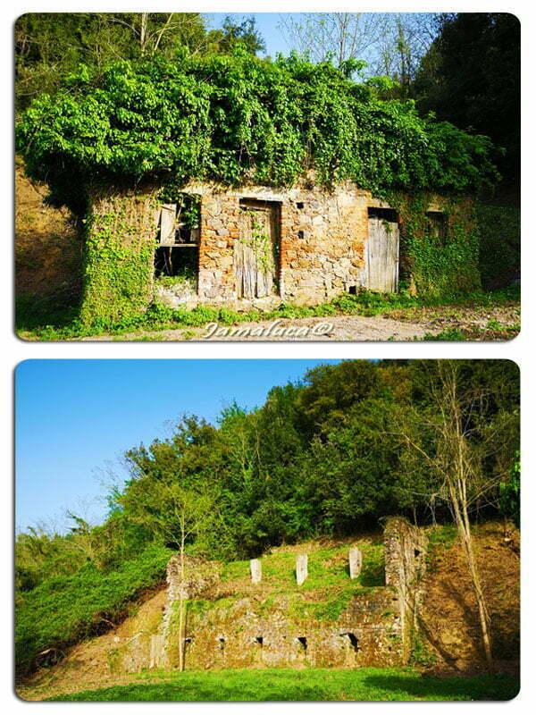 Monterosso Calabro - Miniera di grafite