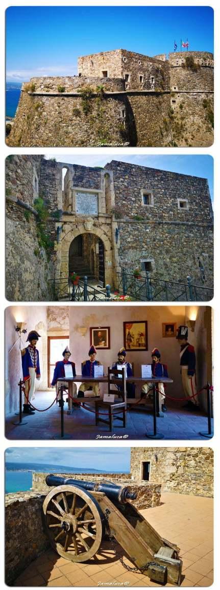 Pizzo Calabro - Castello Murat