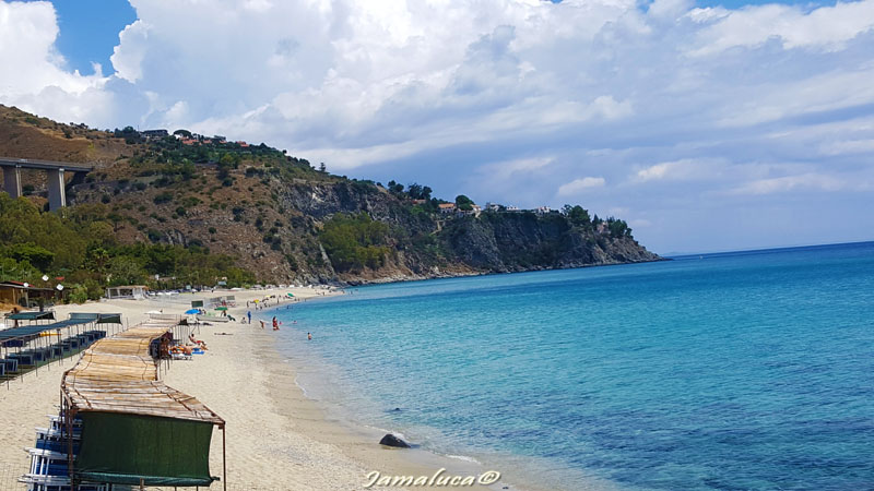 Caminia di Stalettì - Una delle spiagge più belle della Calabria