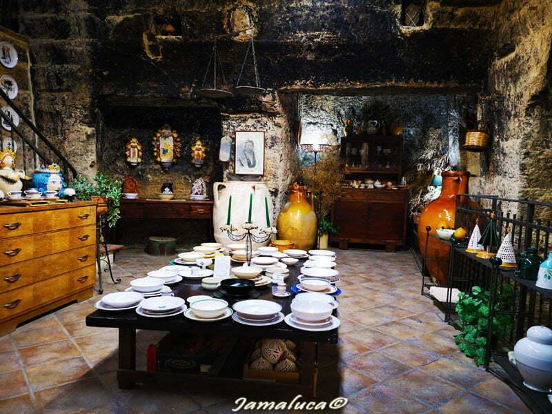 Ceramica di Grottaglie - Bottega di Carmelo Carriero