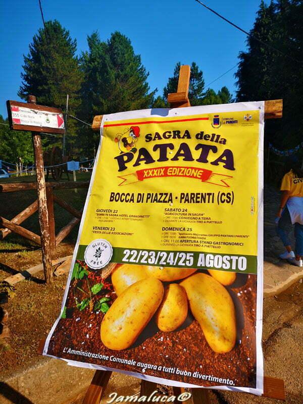 Sagra della patata Bocca di Piazza