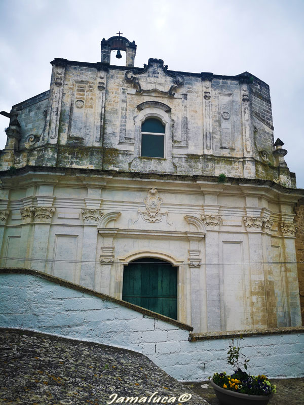 Chiesa del Purgatorio - Laterza