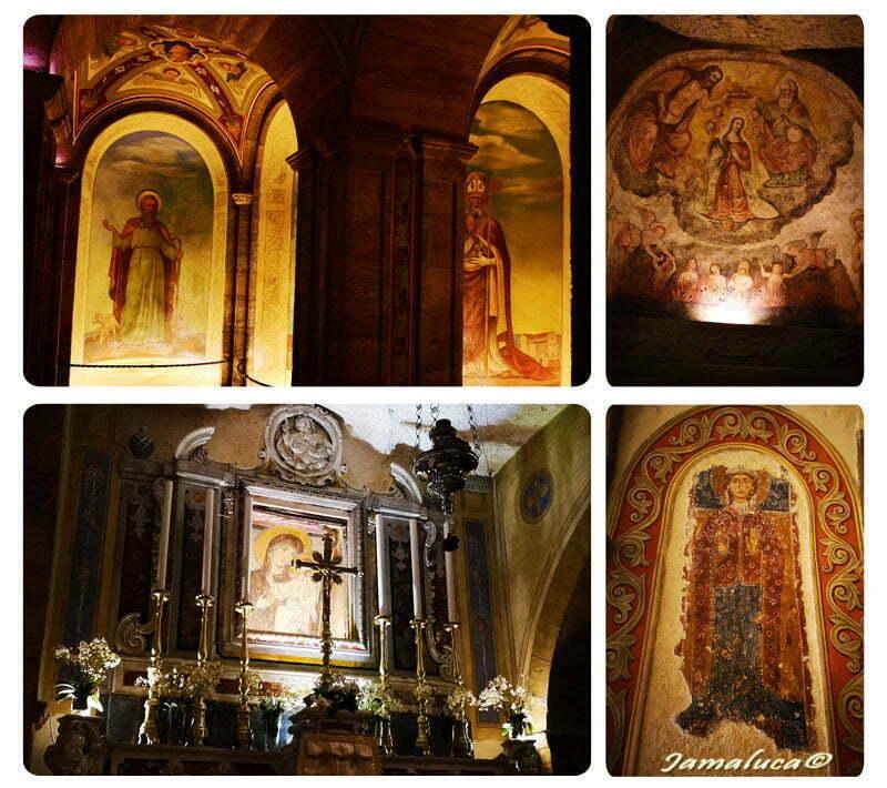 Cripta di Santa Domenica a Laterza