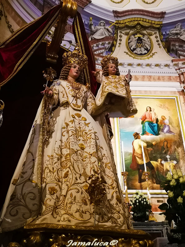 Madonna di Mater Domini - Laterza