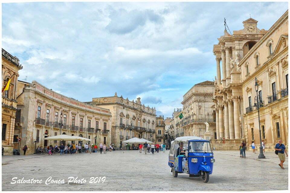 Siti Unesco in Sicilia - Siracusa - Ortigia