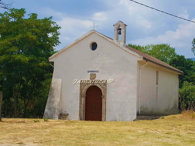 Caccuri - Santa Maria dei tre fanciulli