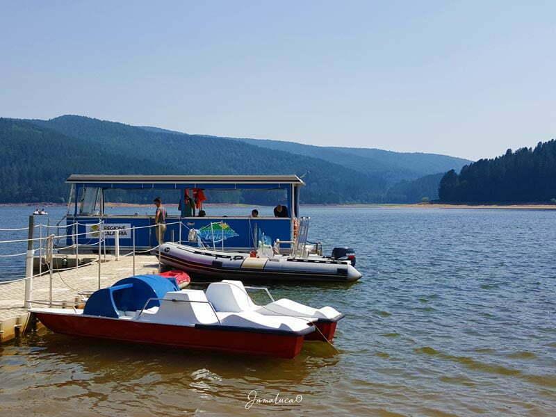 Cosa fare a Lorica sul Lago Arvo Sila