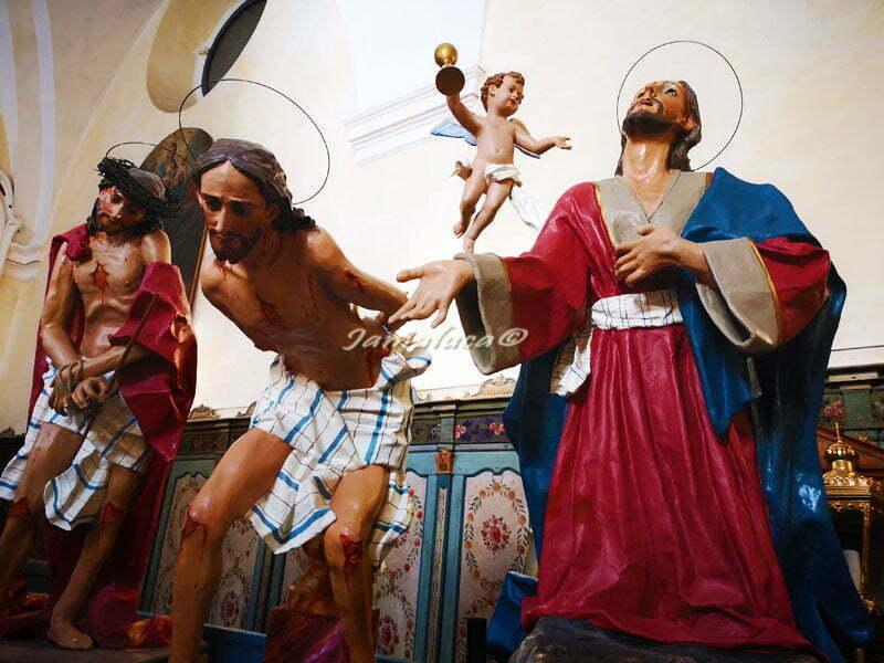 Cripta delle mummie Oria - Oratorio