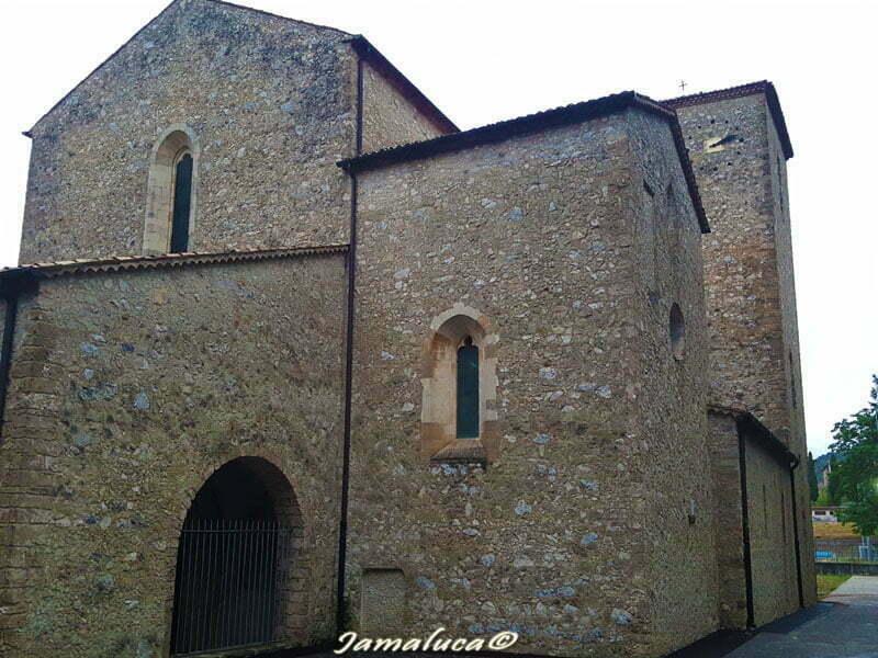 Morano Calabro - Chiesa di San Bernardino
