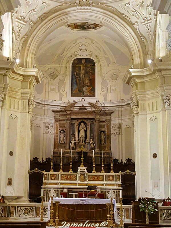 Morano Calabro - Collegiata della Maddalena