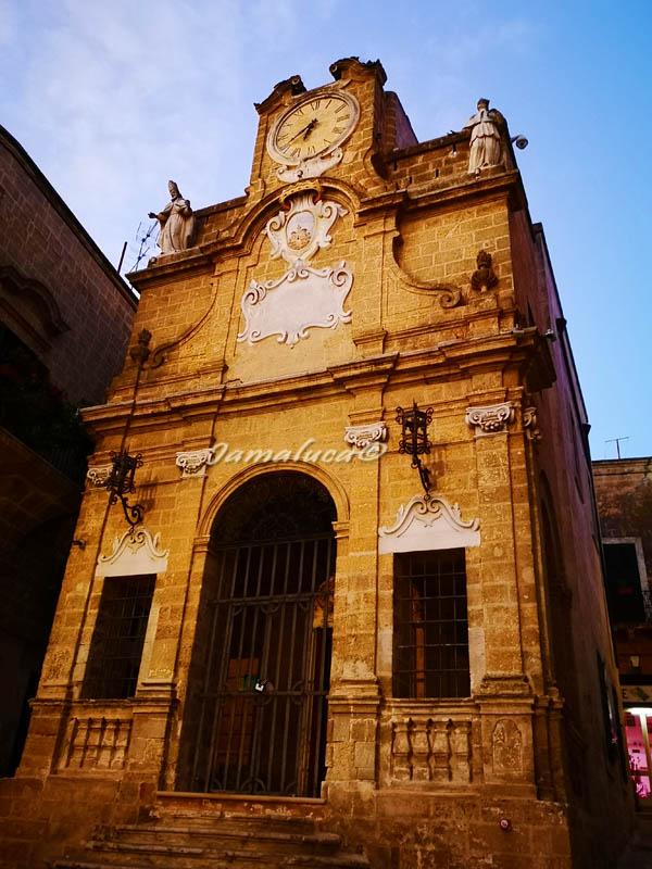 Oria - Palazzo sedile
