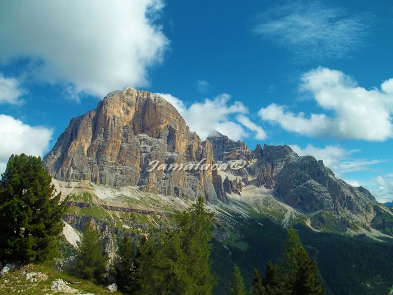 Escursione alle 5 Torri Tofane Dolomiti