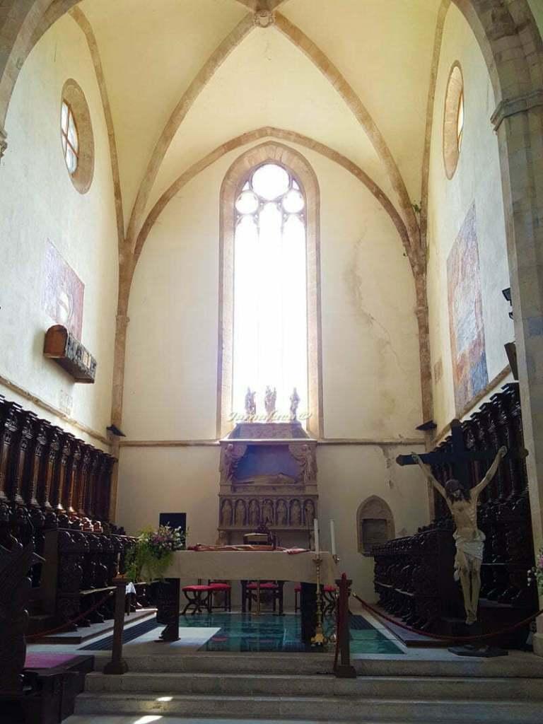 Altomonte - Chiesa di Santa Maria della Consolazione