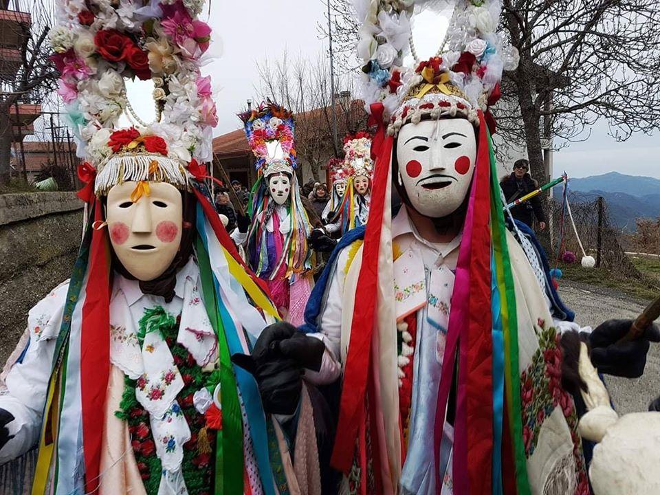 Carnevale in Calabria - Alessandria del Carretto