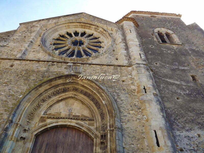 Cosa vedere ad Altomonte - Chiesa di Santa Maria della Consolazione