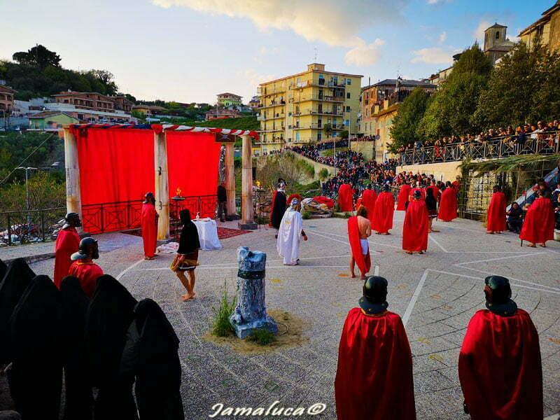 Pasqua in Calabria