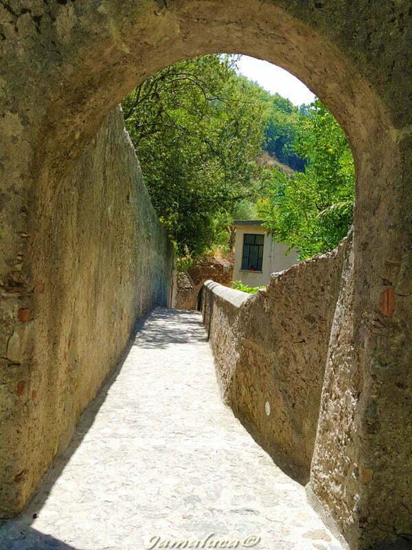 Santuario San Francesco da Paola Ponte del diavolo