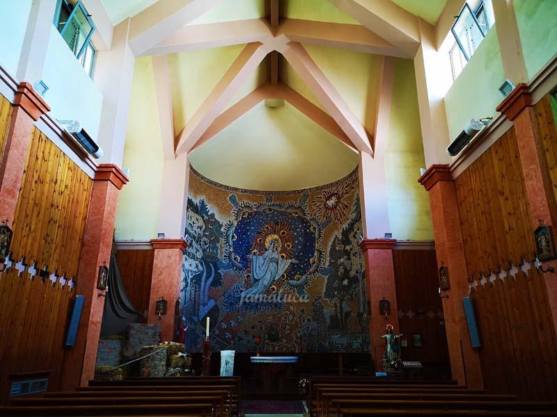 Camigliatello Chiesa dei Santi Biagio e Roberto Abate