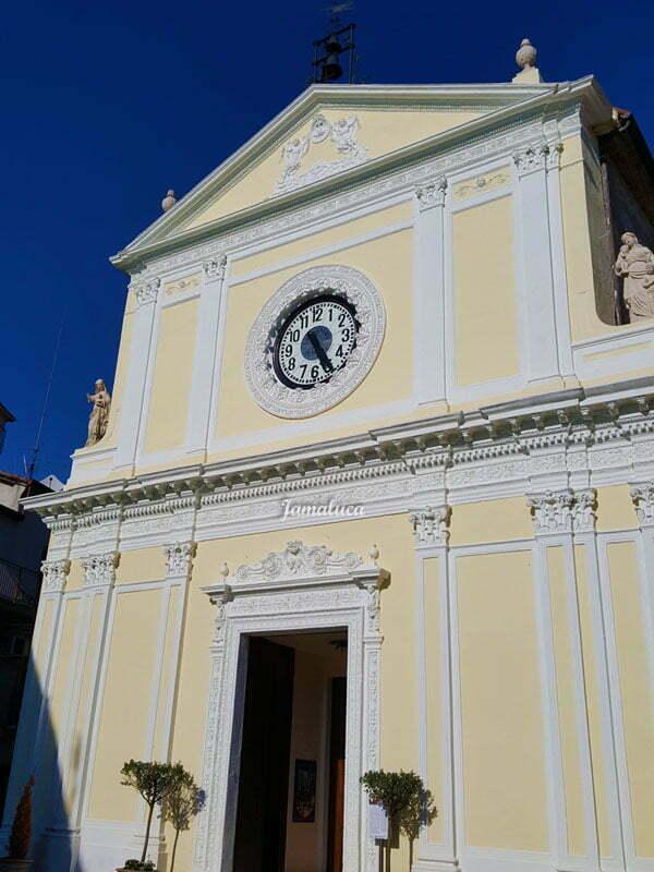 Chiesa S. Maria delle Grazie Tiriolo