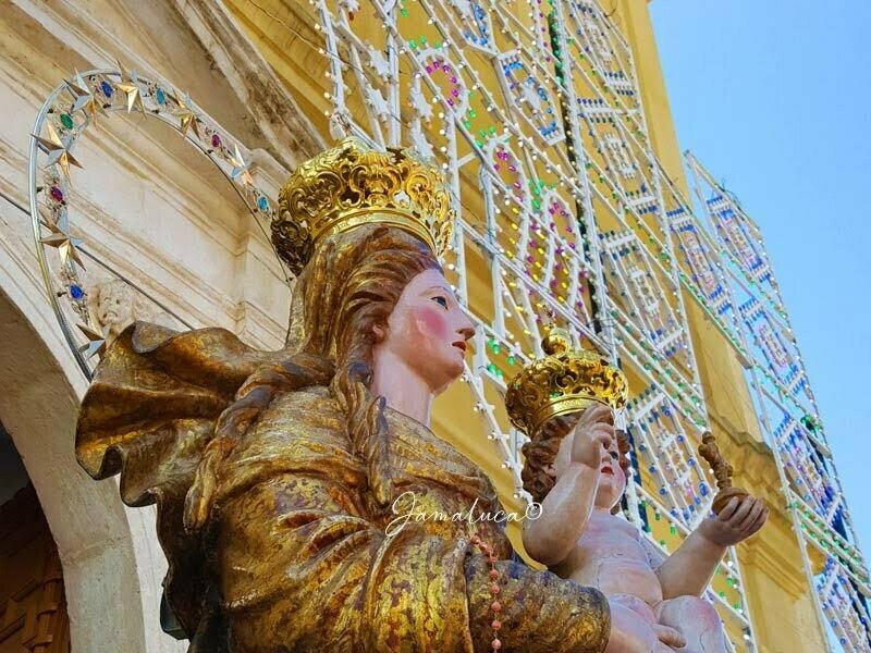 Festa della Madonna della Luce San Pietro Magisano