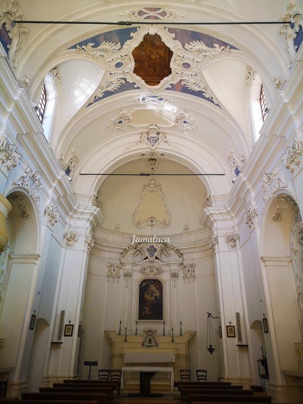 Fiumefreddo Bruzio Chiesa di San Francesco da Paola