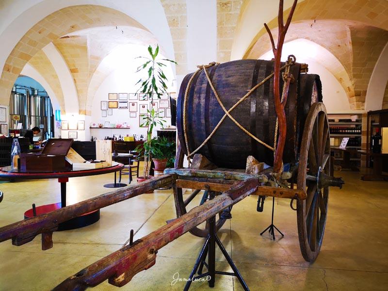Museo della Civiltà del Vino Primitivo Manduria