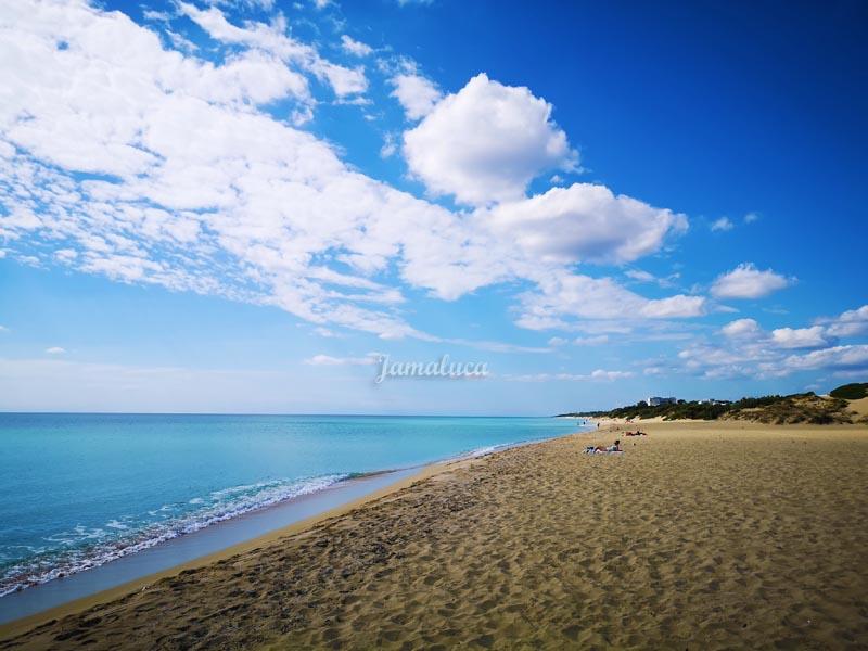 Spiaggia di San Pietro a Bevagna