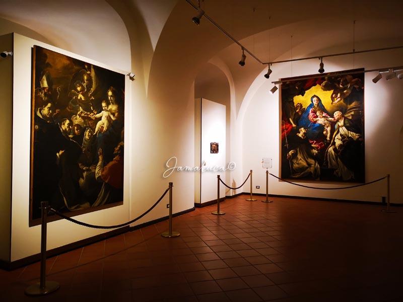 Taverna Museo Civico Mattia Preti