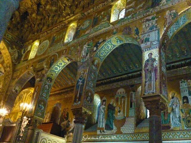Cappella Palatina Palazzo dei Normanni Palermo
