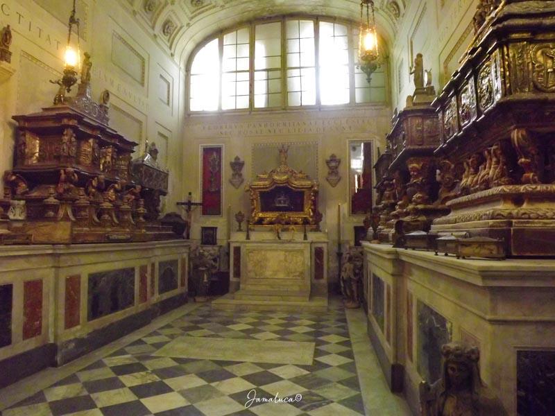 Cattedrale di Palermo - Cappella delle Reliquie