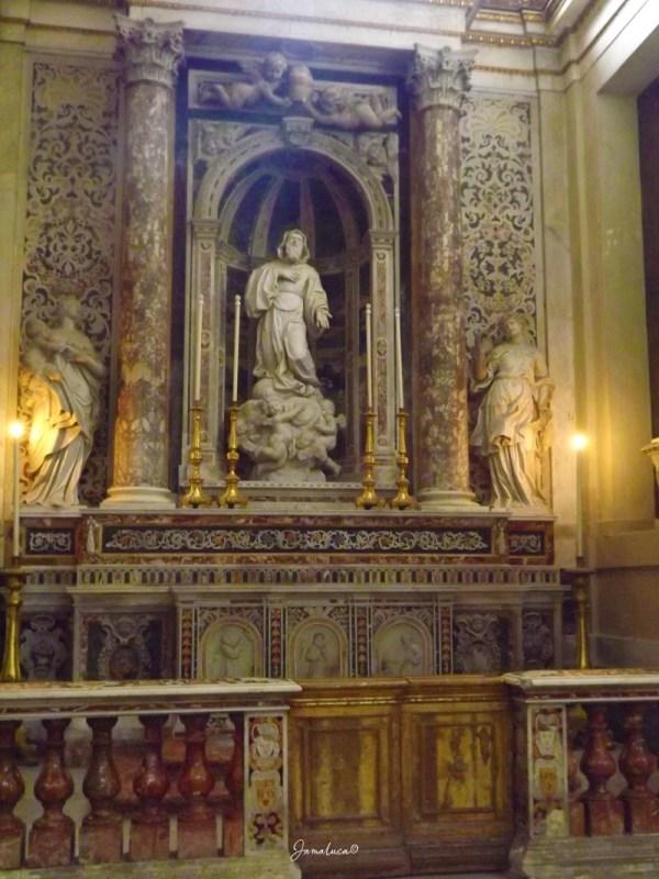 Cattedrale di Palermo - Cappella di San Francesco da Paola