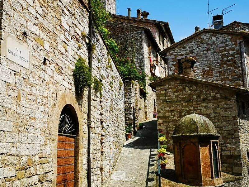 Centro storico Gubbio