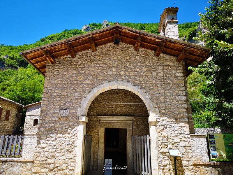 Casa maritale di Santa Rita Roccaporena
