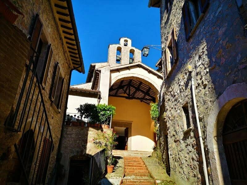 Chiesa di San Nicola Scheggino