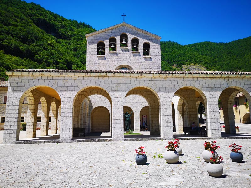 Santuario di Santa Rita Roccaporena