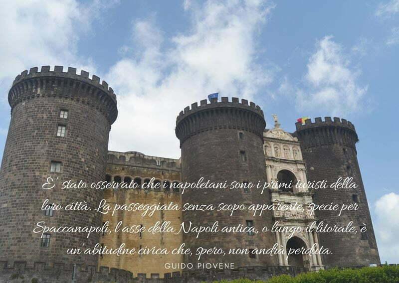 Frasi e citazioni Napoli