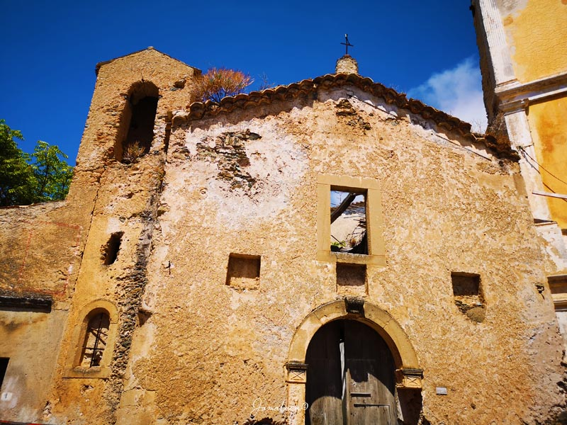 Belmonte Calabro - Chiesa del Purgatorio