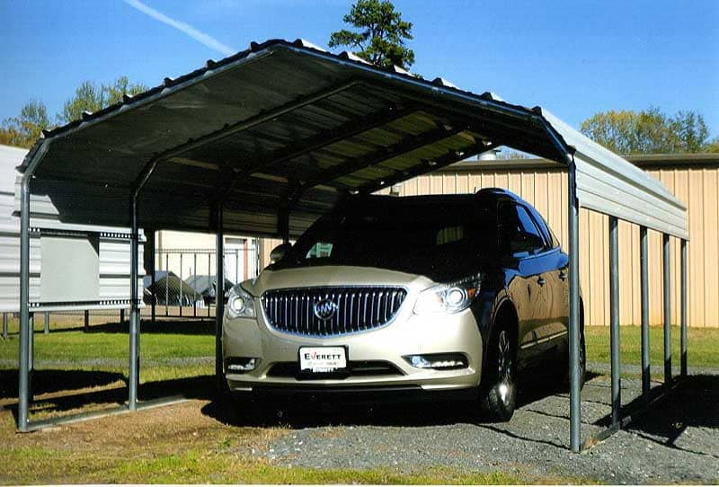 Carports Single Wide Jamar Carports Amp Portable Buildings