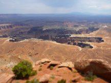 Minature Canyonlands National park