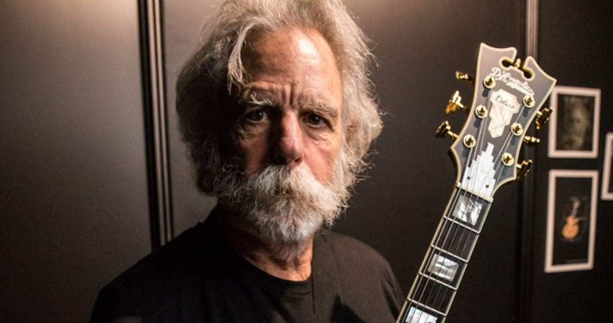 Bob Weir To Perform At eTown Live Radio Show Taping