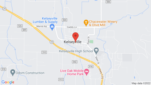 small resolution of map for smiling dogs ranch tasting room