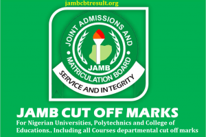 Check Now: Latest JAMB Cut Off Marks 2018-2019 For All Universities In Nigeria