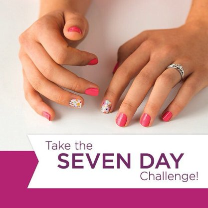 Jamberry 7 day challenge