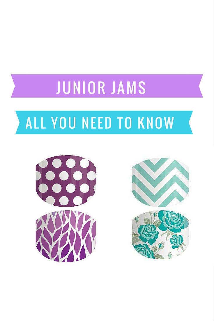 Jamberry Junior Nail Wraps: All You Need To Know