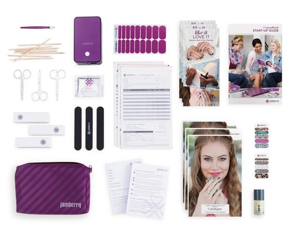 Jamberry starter kit Australia