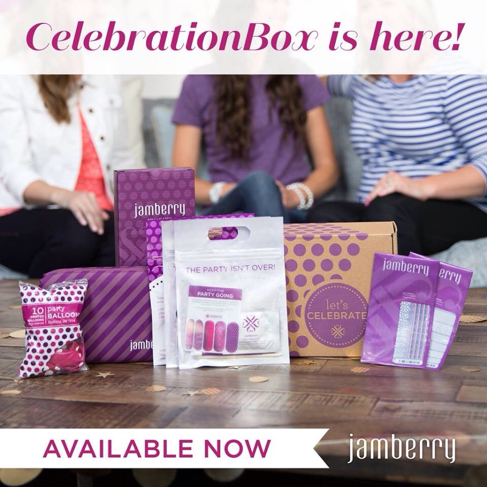 Celebration Box Is Here