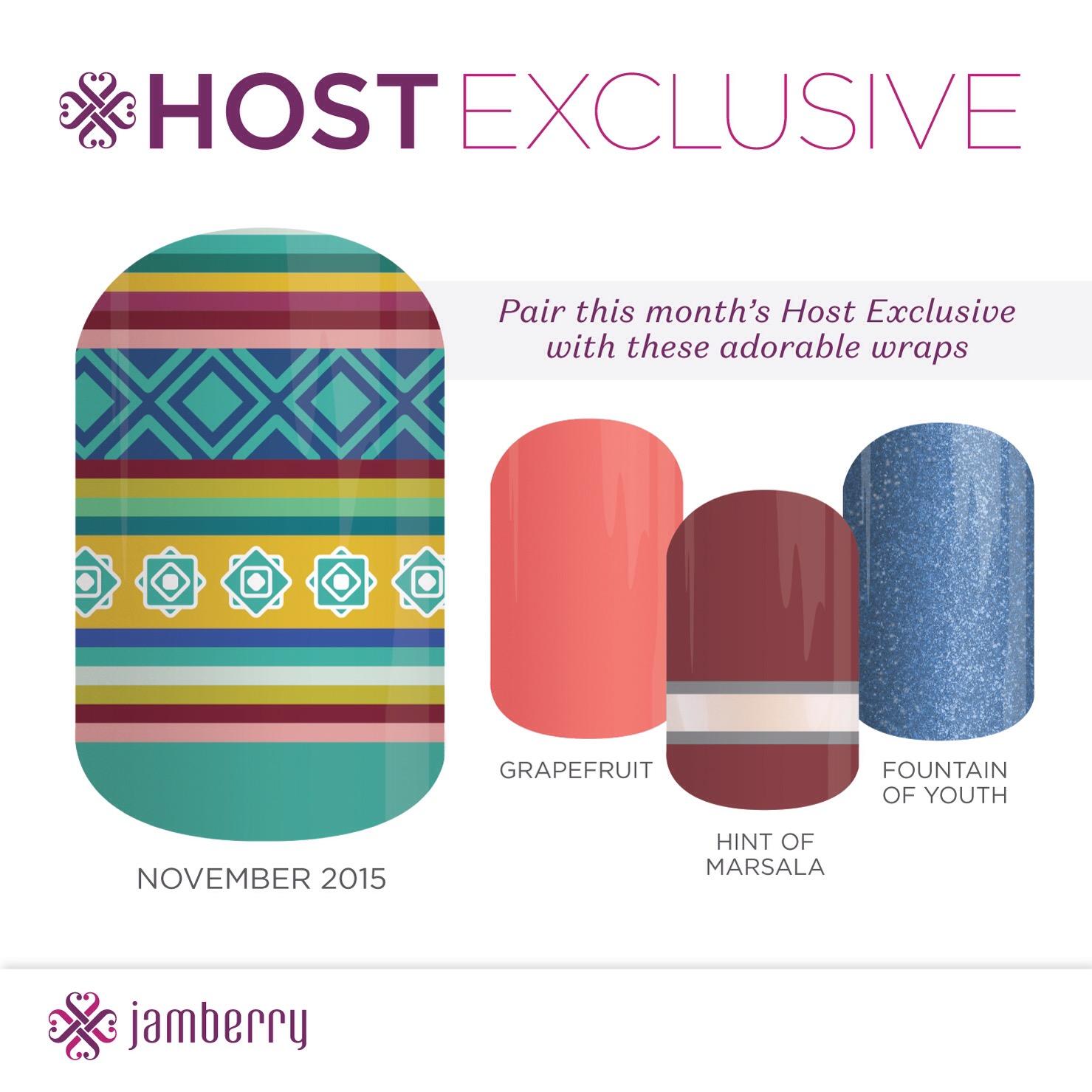 November Exclusives