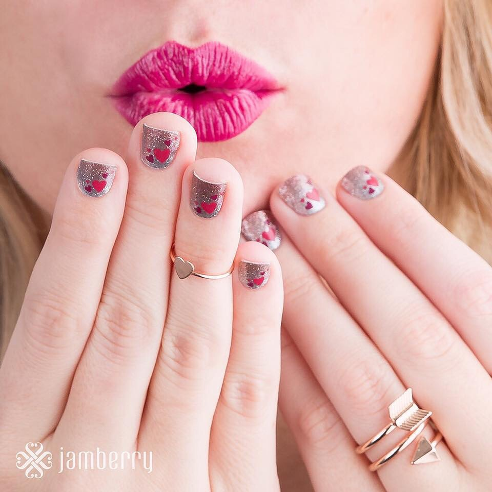 Love Is In The Air – Jamberry Valentines Day Releases