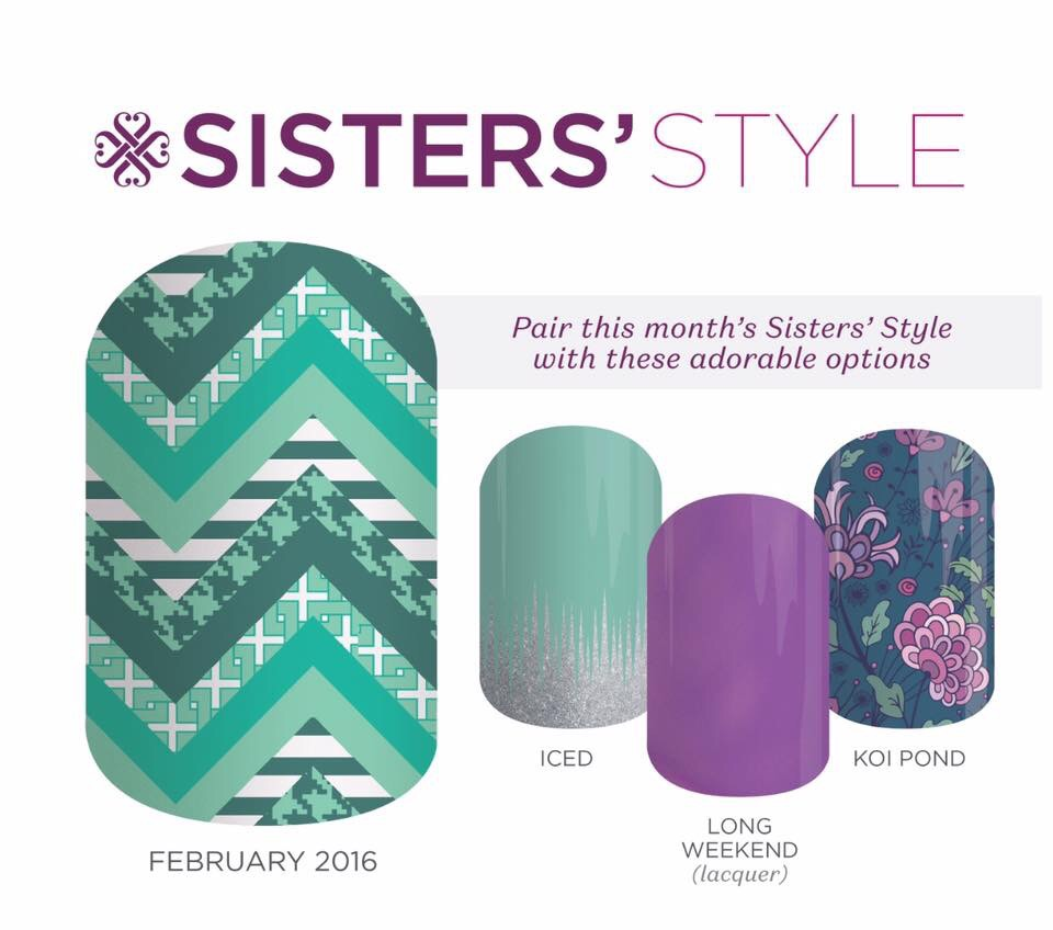 February Host Exclusive & Sister's Style