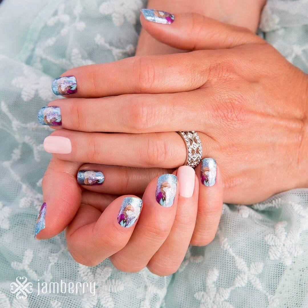 Disney Collection by Jamberry Frozen - Jambeautiful